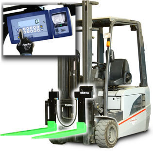 Forklift Scale Weightronic Technology Ltd